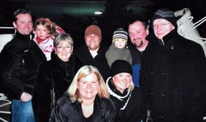 Scott Osmun family
